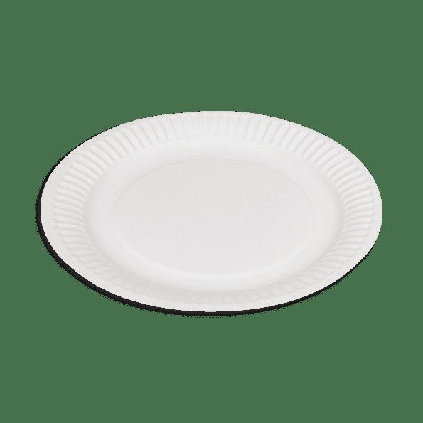 Assiette en carton 18 cm