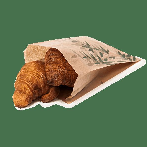 Sachet croissant Ecolabel