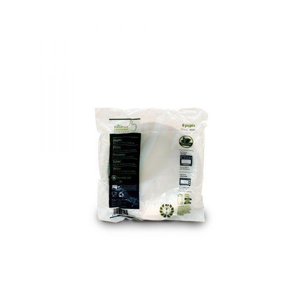 paquet-6-assiettes-plates-pulpe-cellulose-18cm-vaisselle-ecologique-sans-plastique