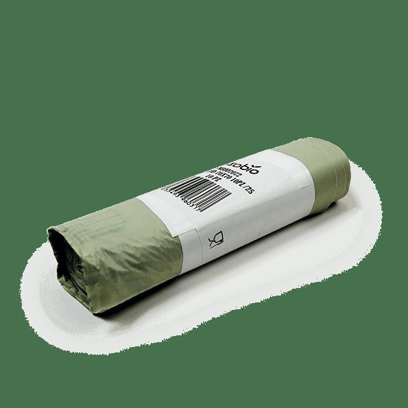 Sacs poubelles 50L zeapack sans plastique