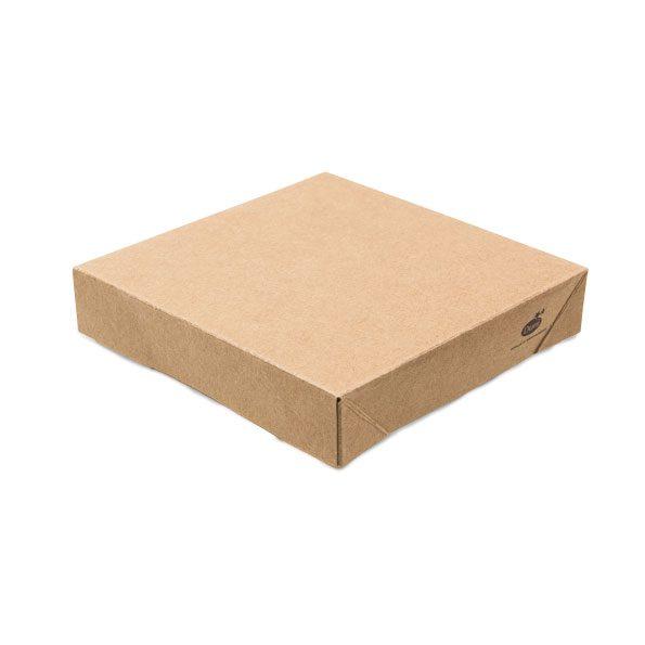 Couvercle carton et PLA Boite