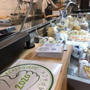 la fromagerie des halles séte label zeapack.2