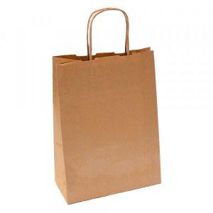 sac à emporter en kraft biodegrable sans plastique zeapack